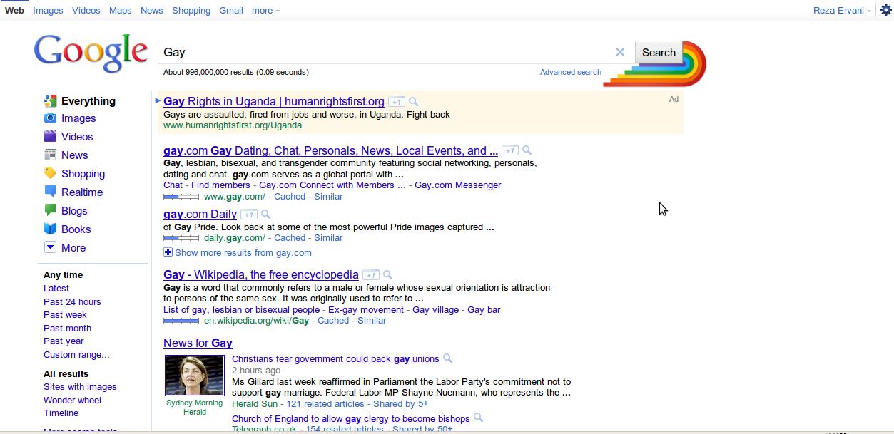 gaysearch