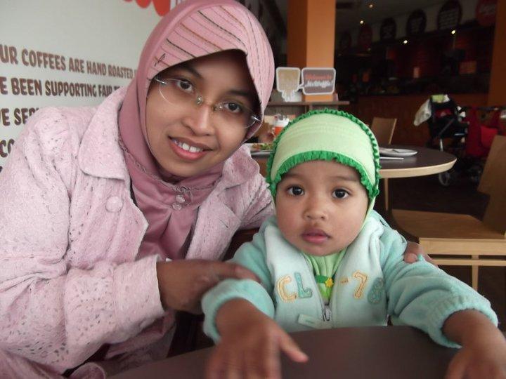 Keyra and Me